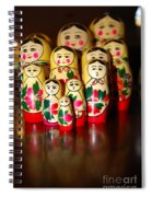 Extended Family Spiral Notebook