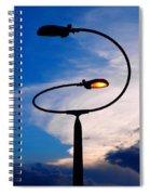Extraterrestrial Spiral Notebook