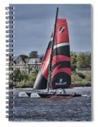 Extreme 40 Team Alinghi Spiral Notebook