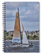 Extreme 40 Team Sap Extreme Spiral Notebook