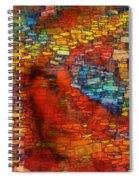 Extrusion Spiral Notebook