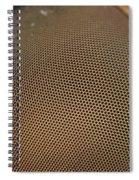 Eye Of Horsefly Spiral Notebook