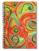 Eye On The Dawn Spiral Notebook