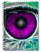 Eyeconic Spiral Notebook