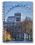 Eyeing The View Spiral Notebook
