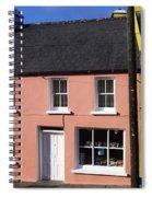 Eyries Village, West Cork, Ireland Spiral Notebook