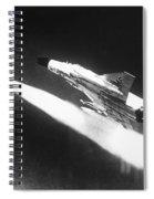 F-4 Phantom Fighter Jet Spiral Notebook