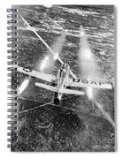 F-84 Thunderjet, 1949 Spiral Notebook