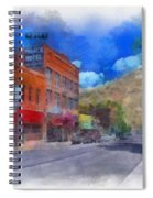F And S Salida Watercolor Spiral Notebook
