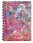 Fabric Of A Dream Spiral Notebook