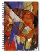 Fabulous Beast II Spiral Notebook