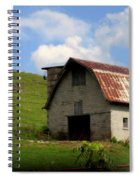 Faded Generations Spiral Notebook