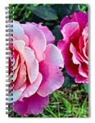 Faded Love Spiral Notebook