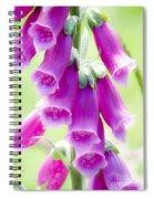 Faerie Bells Spiral Notebook