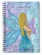 Faery Child Spiral Notebook