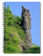 Fairy Chimney  No 2 Spiral Notebook