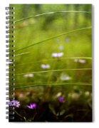 Fairy Meadow Spiral Notebook