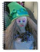 Fairy Sod Mother Spiral Notebook