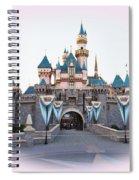 Fairytale Castle Spiral Notebook