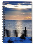 Hope Is On The Horizon Spiral Notebook