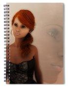 Faithful Eyes Spiral Notebook