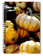 Fall Bounty Spiral Notebook
