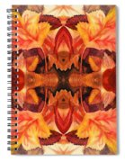 Fall Decor Spiral Notebook