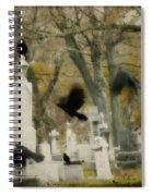 Fall Fling Spiral Notebook