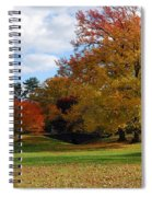 Fall Foliage Spiral Notebook