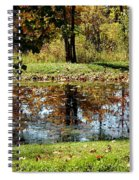 Fall Frogging Got One Spiral Notebook