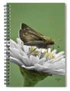 Fall Is Right Around The Corner Spiral Notebook