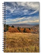 Fall On Whitetop Mountain Spiral Notebook