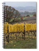 Fall Scenic Spiral Notebook