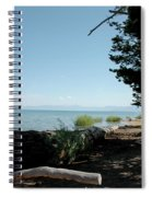 Fallen For Lake Tahoe Spiral Notebook