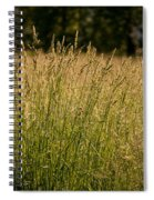 Fallow Field Spiral Notebook