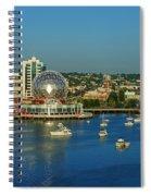 False Creek Spiral Notebook