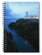 Fanad Head Lighthouse, County Donegal Spiral Notebook