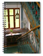Fancy Stairs Spiral Notebook