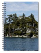 Fanette Island Tea Party Spiral Notebook