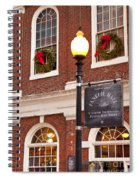 Faneuil Hall Spiral Notebook