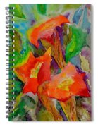 Fanfare Spiral Notebook