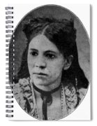 Fanny Jackson Coppin, African-american Spiral Notebook