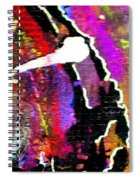 Fantasy Land Spiral Notebook