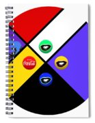 Farewell My Lovely Spiral Notebook