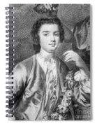 Farinelli (1705-1782) Spiral Notebook