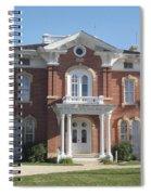 Farm Mansion Spiral Notebook
