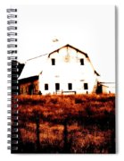 Farm Used Up Spiral Notebook