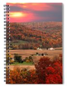 Farmers Of Paint Valley Spiral Notebook