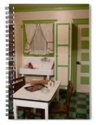Farmhouse Kitchen Spiral Notebook