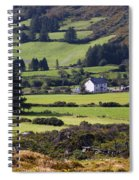 Farmland Near Kilgarvan County Kerry Spiral Notebook